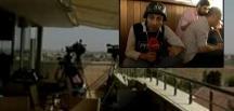 Teröristler gazetecileri hedef aldı