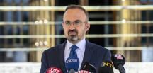 AK Parti Grup Başkan Vekili Turan, basın toplantısı düzenledi