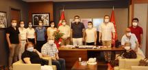 CHP Kocaeli, ADD Yahyakaptan Şubesi'ni ağırladı