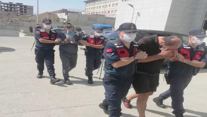 48 Adet akü çalan şahıs tutuklandı