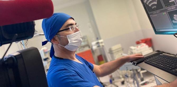 """Prostat Kanserinde Üç Boyutlu Robot Teknolojisiyle """"Nokta Atışı"""" Tedavi"""