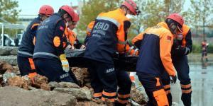 AFAD: 4 kişi hayatını kaybetti, 152 yaralı var