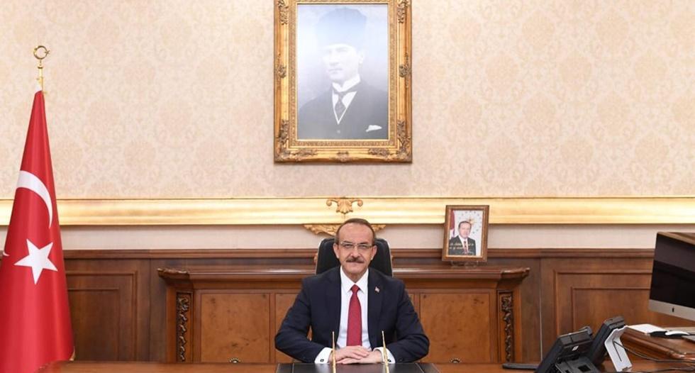 Vali Yavuz'un 16 Ocak mesajı