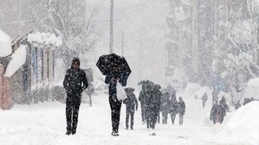 Marmara Bölgesinde Beklenen Yoğun Kar Yağışlarına Dikkat