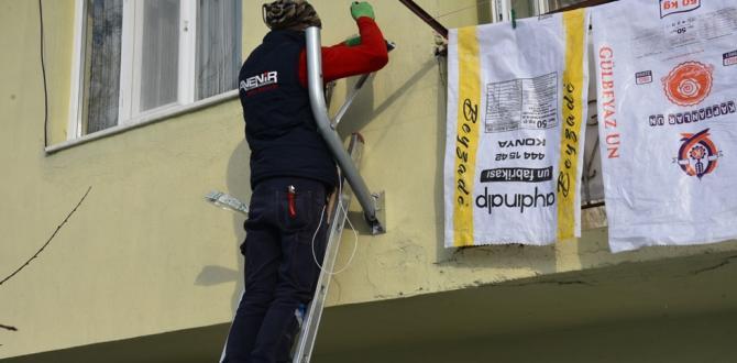İzmit Belediyesi köylere internet götürmeye devam ediyor