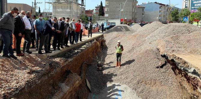 Kocaeli'nde 2021 yılında 470 milyon lira yatırım yapılacak
