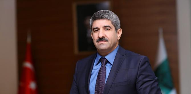 Başkan Bulut: Ticaret Bakanımız Muş'a görevinde başarılar diliyoruz