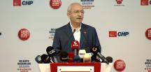 Cumhuriyet Halk Partisi Genel Başkanı Kemal Kılıçdaroğlu, Gaziantep'te düzenlenen Belediye Başkanları Çalıştayı'na katıldı.