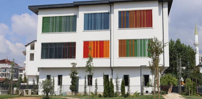 Yeşilova Çınar Çocuk Evi  açılış için gün sayıyor