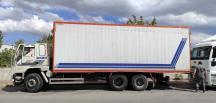 1 Kamyon bitkisel yağ çalan kamyon şoförü yakalandı