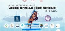 KBB Sonbahar Kupası Engel Atlama Yarışmaları Gebze'de