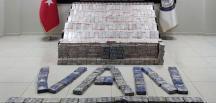Zehir tacirlerine büyük darbe 13 ton eroin yakalandı