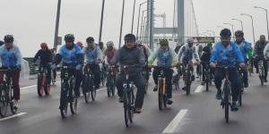 """""""Körfez Geçişi"""" Bisiklet Etkinliği Gerçekleştirildi"""