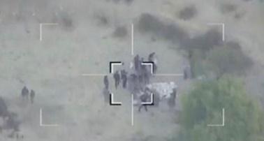 UÇBEY'in İlk Kez Kullanıldığı Operasyonda Gri Listedeki Terörist Vuruldu