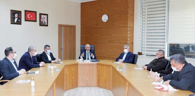 Körfez Belediyesi Sülfürik Asit Üretim Tesisi ile ilgili olumsuz görüş verdi