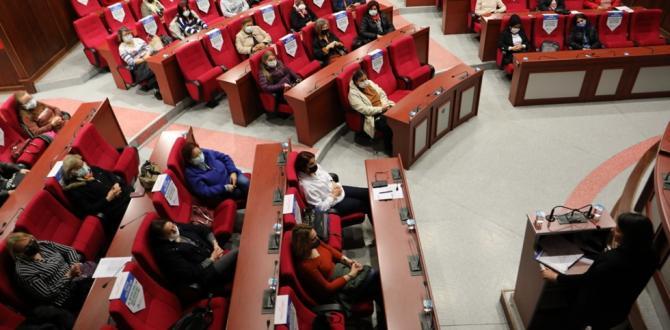 Kadın Girişimciler Merkezi'nin ilk büyük buluşması gerçekleşti