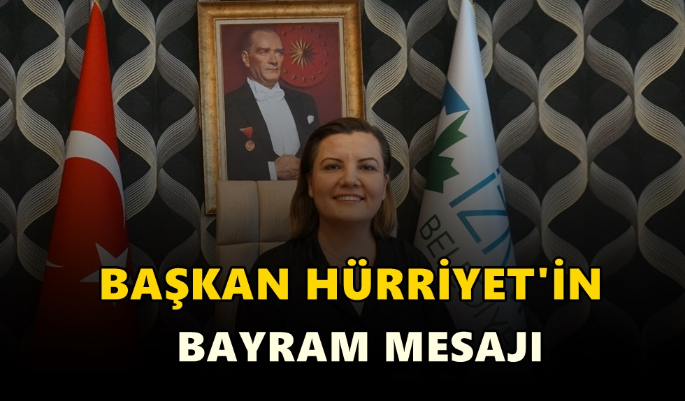 Başkan Hürriyet, Ramazan Bayramı'nı kutladı