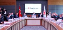 Ziraat Bankası 743 milyar lira kredi verdi