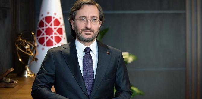 İletişim Başkanı Altun'dan Habertürk'e kınama