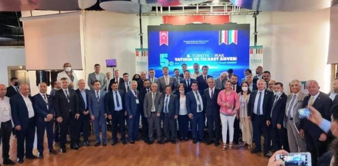 TSIAD zirvesi İzmir'de yapıldı