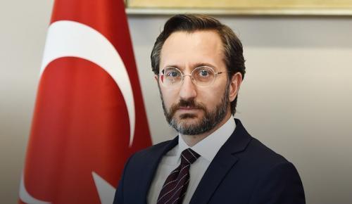 İletişim Başkanı Altun'dan bazı medya kuruluşlarına yabancı ülkelerden fon sağlandığına dair haberlere ilişkin açıklama