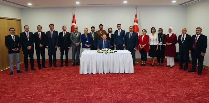 Cumhurbaşkanı Erdoğan Kıbrıs dönüşü uçakta soruları yanıtladı
