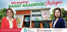 İzmit Sanat Akademisi açılışa gün sayıyor