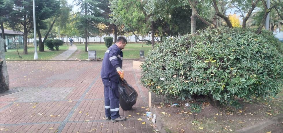 Kocaeli'nde sonbahar temizlik harekâtı