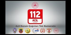 112 acil servisi gereksiz meşgul edene suç duyurusu yapılacak